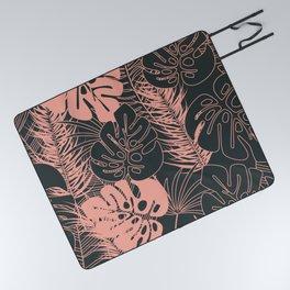 Tropical pattern 034 Picnic Blanket
