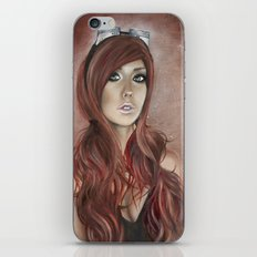 Vivian - Steam Girl iPhone & iPod Skin