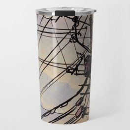 wires up Travel Mug