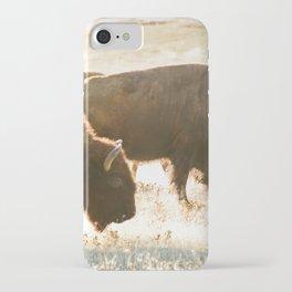 In the herd iPhone Case