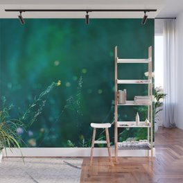Fairy Tail - Flower on the Water - Magic Grass Wall Mural
