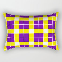 Breaux plaid Rectangular Pillow