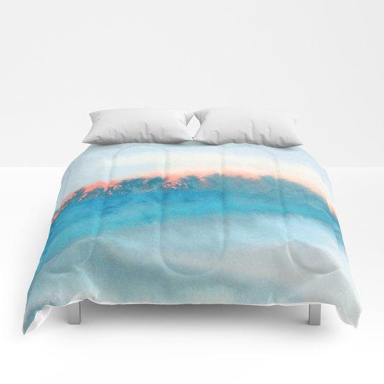 frozen land Comforters