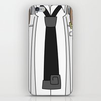 soul eater iPhone & iPod Skins featuring Soul Eater Evans Spartoi Uniform by Bunny Frost