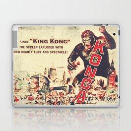Konga - Retro Movie Laptop & iPad Skin