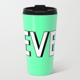 NEVER Travel Mug