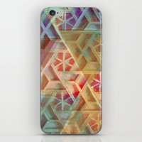 geo iPhone & iPod Skins featuring Geo by Ashley Keeley