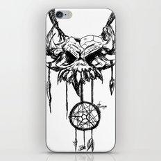 nightmare attractor iPhone & iPod Skin