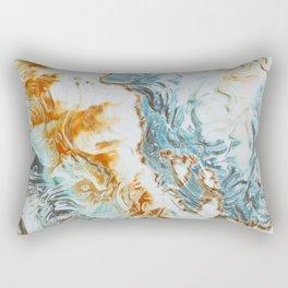 Liquid Summer Rectangular Pillow