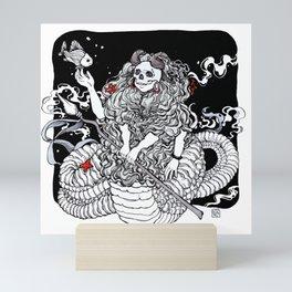 Sea creature Mini Art Print