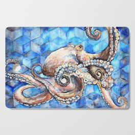 Magna Polypus (Large Octopus) Cutting Board
