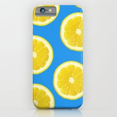 lemon pattern fruit iPhone 6s Slim Case