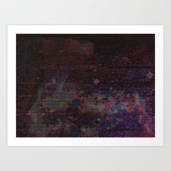 whoareyou Art Print