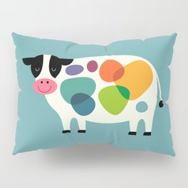 Awesome Cow Pillow Sham