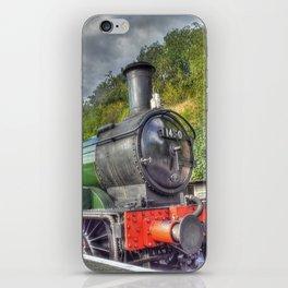 Steam Train at Bewdley iPhone Skin
