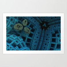 Elbias Art Print