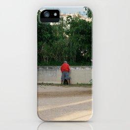 Public Enemy iPhone Case