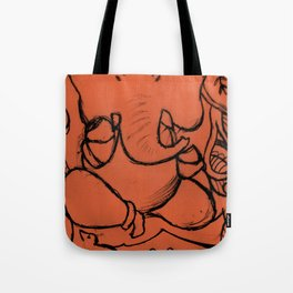 Lord Ganesh Tote Bag