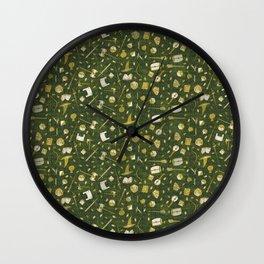 RPG Wall Clock