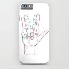 PEACE&LOVE Slim Case iPhone 6