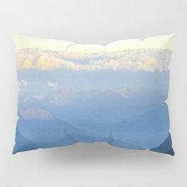 Clouds at eye level  Pillow Sham