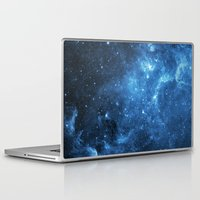 galaxy Laptop & iPad Skins featuring Galaxy by Space99