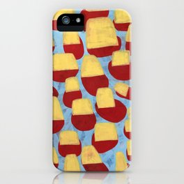 Knock Out iPhone Case