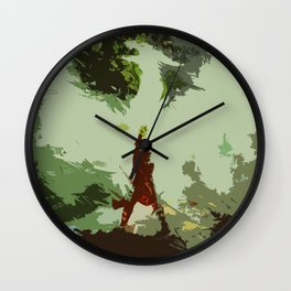 Dragon Age Inquisition Cover Wall Clock