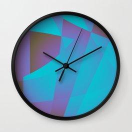 Underwater Smile Wall Clock