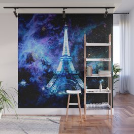 paRis galaxy dreams Wall Mural