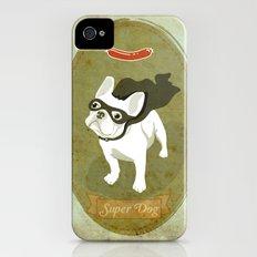 Super Dog Slim Case iPhone (4, 4s)