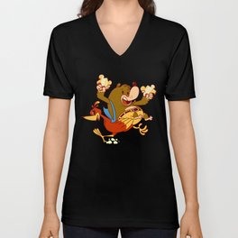 Bear & Bird Unisex V-Neck