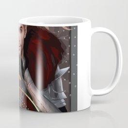 Commander Tarot Coffee Mug