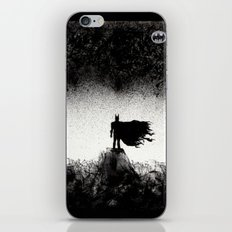 BRUCE WAYNE RISES  iPhone & iPod Skin