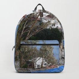costiera amalfitana Backpack