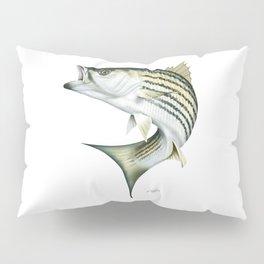 Striped Bass Pillow Sham