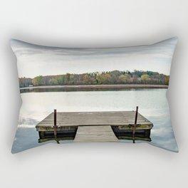 The Dock Rectangular Pillow