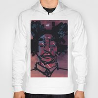basquiat Hoodies featuring basquiat by joseph arruda (zeruch)