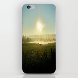The Comfort That Home Brings iPhone Skin