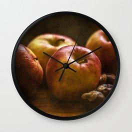 Still life #12 Wall Clock