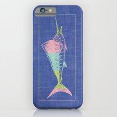 Thrift Shop Sail Fish iPhone 6s Slim Case
