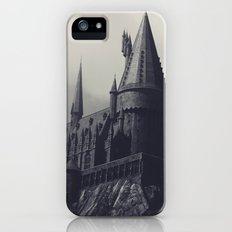 Ominous Castle iPhone (5, 5s) Slim Case