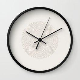 Joan Didion - On Self Respect Wall Clock