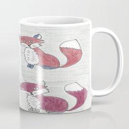 Funky Foxes Coffee Mug