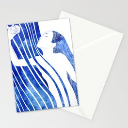 Water Nymph LXV Stationery Cards