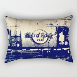 Hollywood Blvd Rectangular Pillow