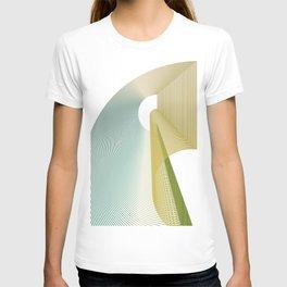 """""""La fine"""" minimal/geometric elegant art T-shirt"""