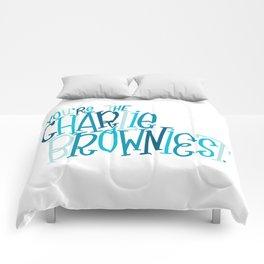 Charlie Browniest Comforters
