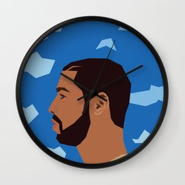 Nothing Is The Same Wall Clock