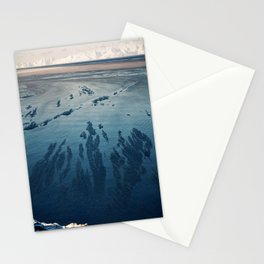 Ilulissat Greenland: The land of dog sleds and Midnight Sun Stationery Cards